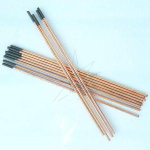 Электроды угольные омедненные д. 6,0 мм Электроды угольные омедненные д. 8,0 мм