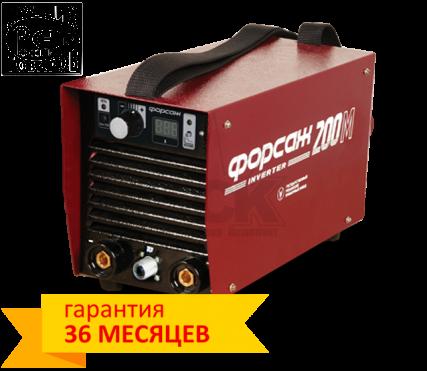 Инвертор сварочный Форсаж-200М НАКС