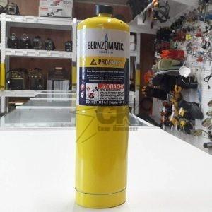 Баллон газовый со сжиженной смесью ( PRO MAX) Bernzomatic