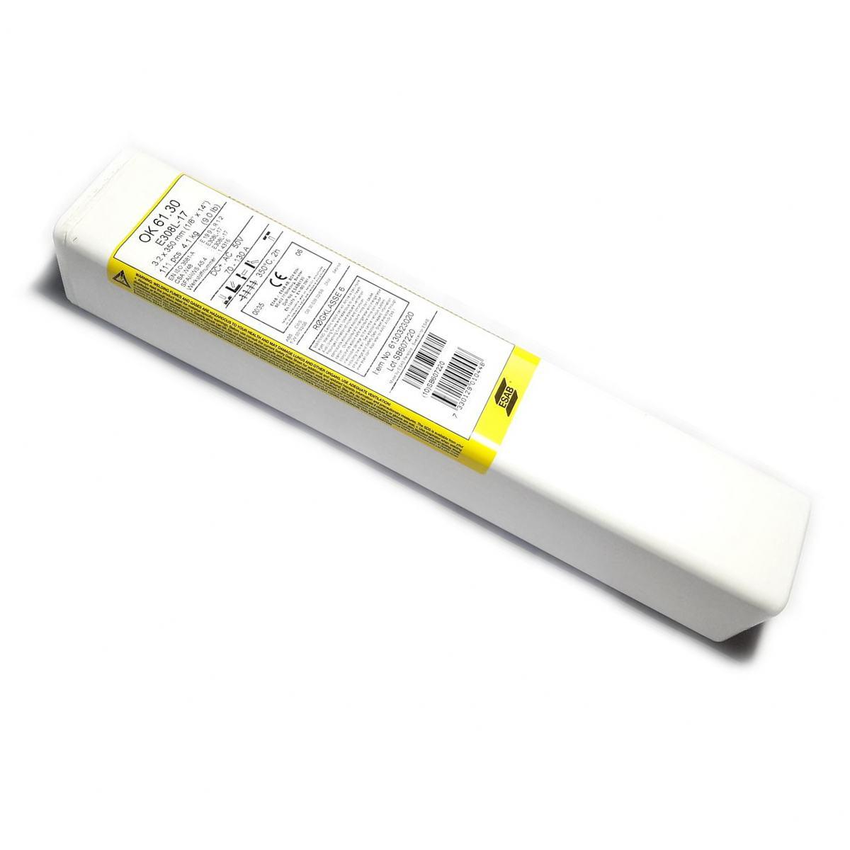 Электроды ОК 61.30 3.2 мм ESAB 4,1 кг